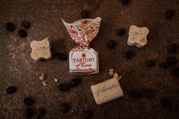 Tartufo al Coco