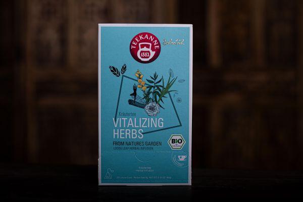 Selected. Vitalizing Herbs