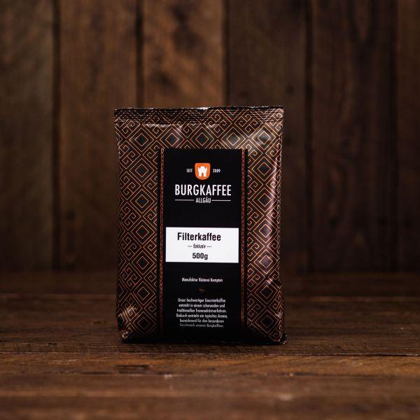 Filterkaffee Exclusiv