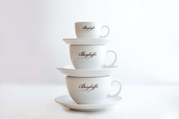 Burgkaffee Tassen