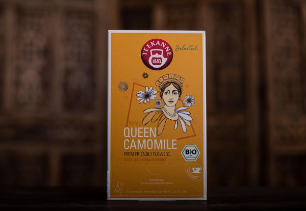 Selected. Queen Camomile