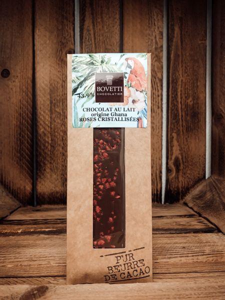 Bonvetti Chocolatier ROSES CRISTALLISÉES