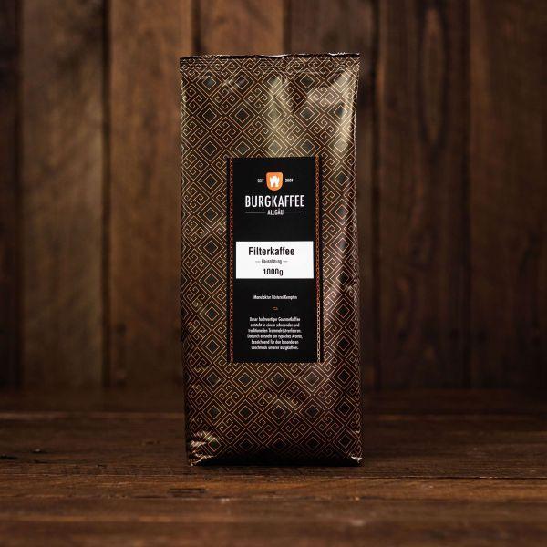 Filterkaffee Hausröstung