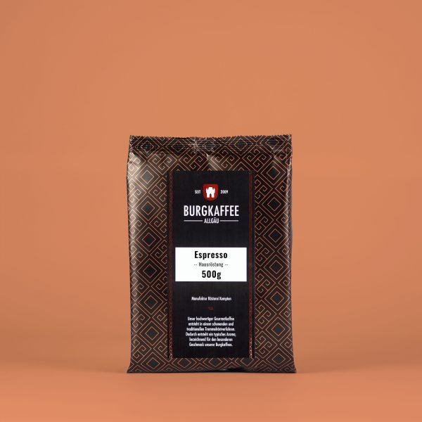 Espresso Hausröstung