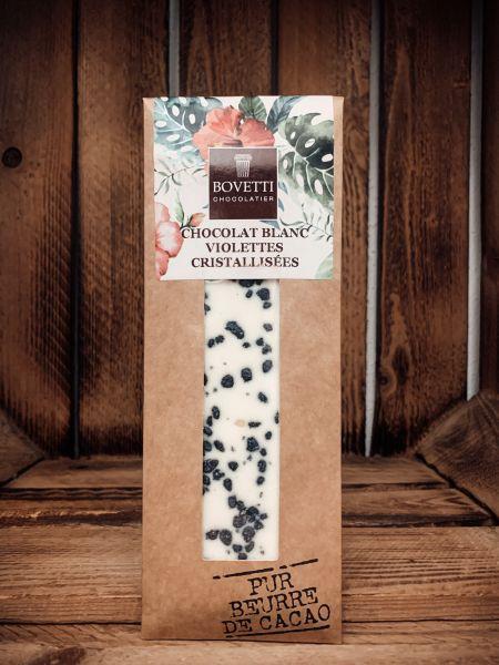 Bonvetti Chocolatier Violettes Cristallisées
