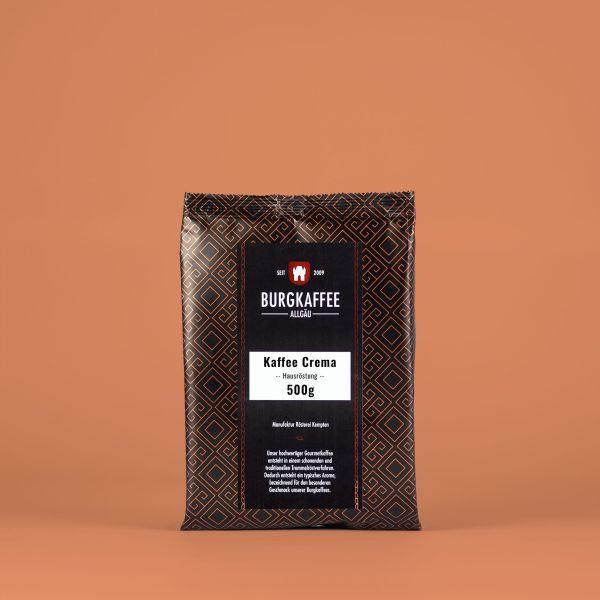 Kaffee Crema Hausröstung