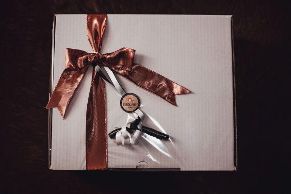 Geschenkbox (gefüllt)